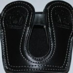 Black Leather Pocket Holster