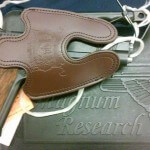 Desert Eagle Brown Full Size Holster