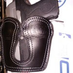 Beretta Pico 380 - Black Pocket Holster
