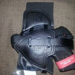 Ruger LC9s Leather Leg Holster