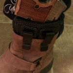 boot micro carry pocket holster